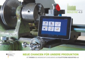 Plattform Industrie 4.0: 17 Thesen