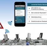 Beispiel Lucas-Nülle: Mobile Learning am Modell Fertigungsstraße