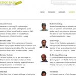 Beispiel Alexander von Humboldt Institut für Internet und Gesellschaft (HIIG): Verknüpfung mit Experten (knowledgebase.startup-clinics.com/experts)