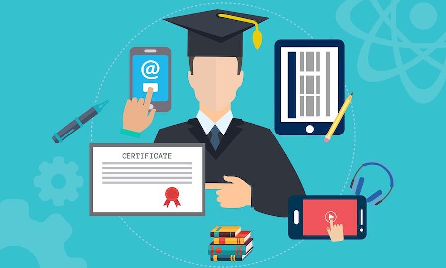 Neues aus der Forschung: Vier Nutzertypen in Online-Kursen