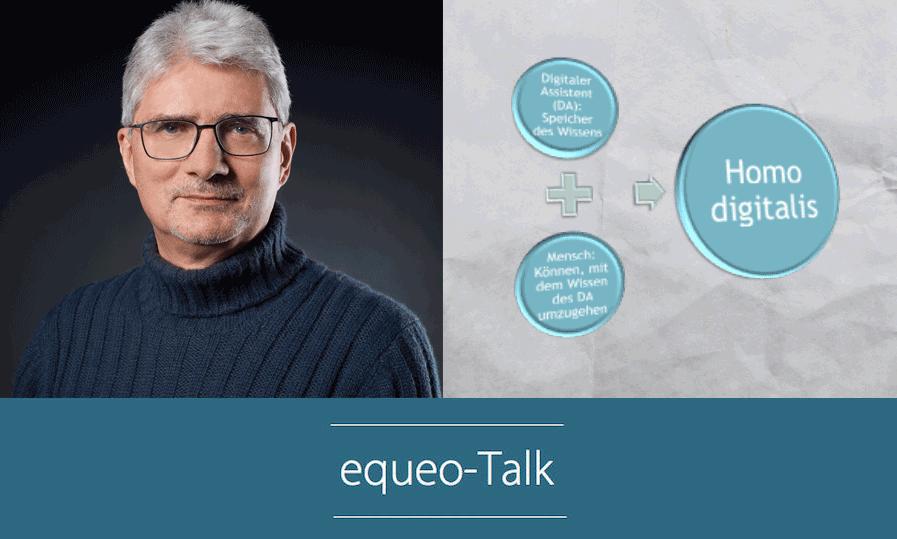 Fragen an Prof. Dr. Dr. h.c. Lothar Abicht, wissenschaftlicher Direktor des Cryco Think Tank for Future Studies in Düsseldorf zum Thema Digitale persönliche Assistenten