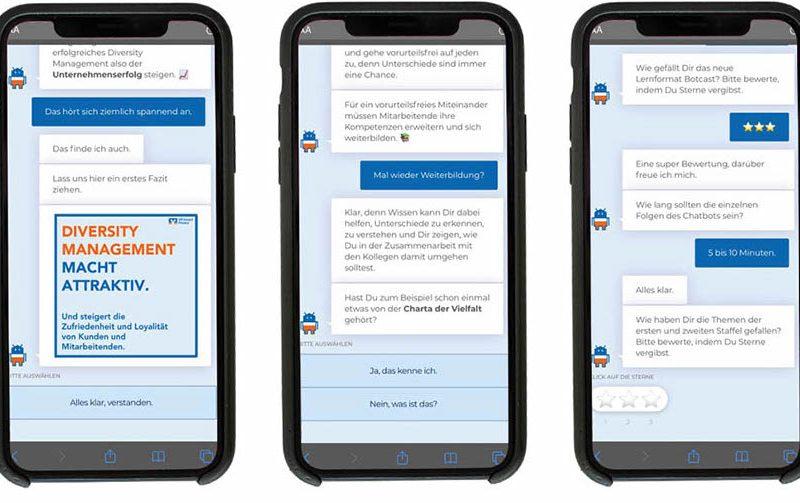 Chatbot Lela wird mit dem eLearning AWARD 2021 ausgezeichnet