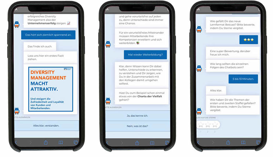 Chatbot Lela mit eLearning AWARD 2021 ausgezeichnet