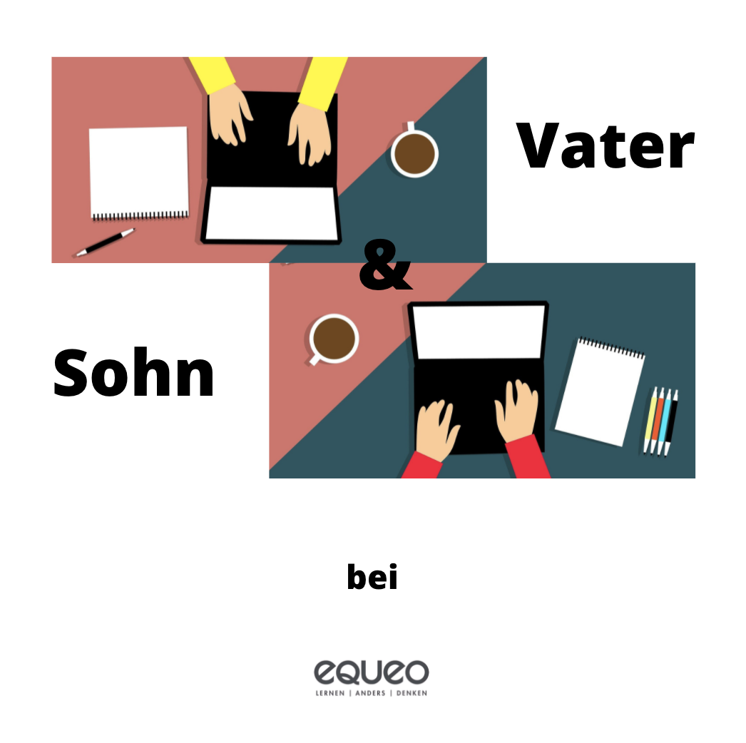 Vater & Sohn zusammen bei equeo – Ein Doppelinterview