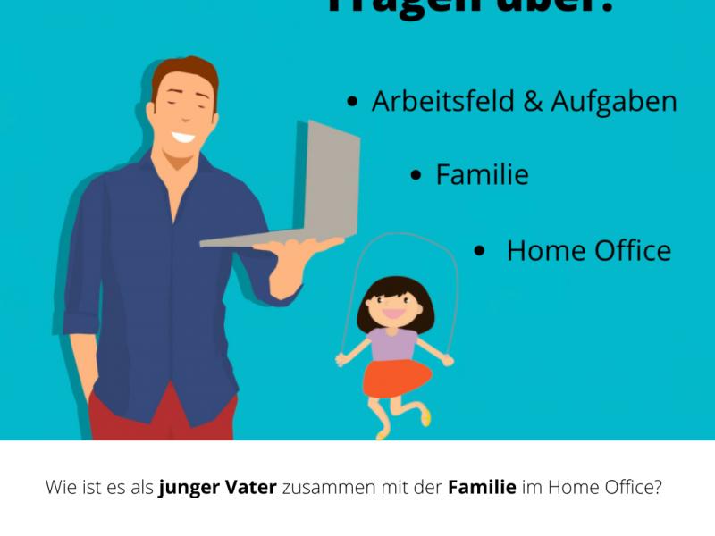 Als junger Vater bei equeo – Ein Leben mit Familie und Home Office